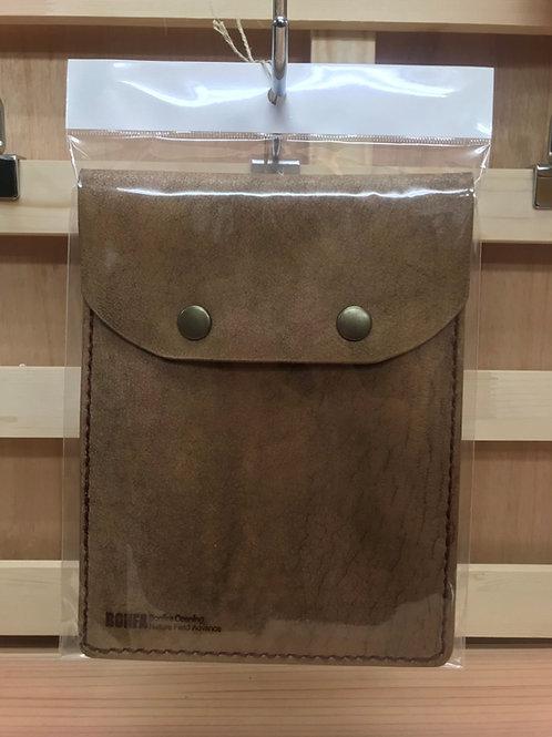 BONFA 鉄板グリルレザーケースダークブラウン