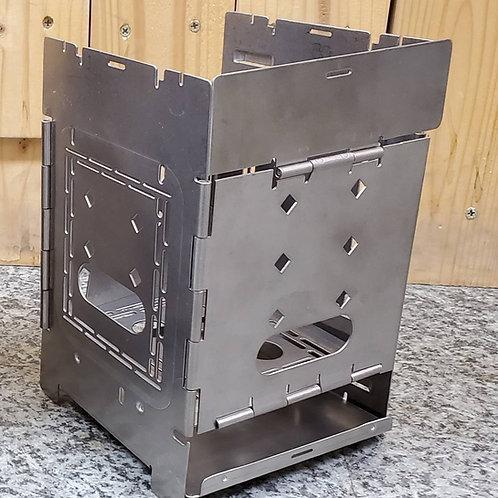 Firebox ファイヤーボックス ストーブ GEN2(チタン)
