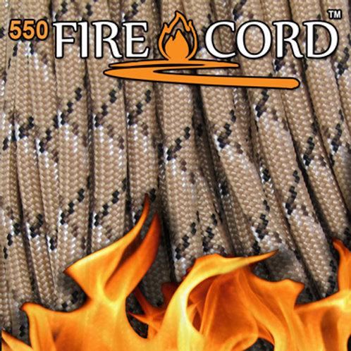 Live Fire Gear 550 Fire Cord デザートストームカモ