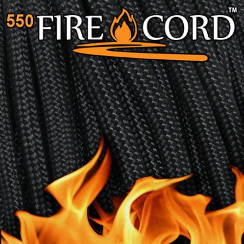 Live Fire Gear 550 Fire Cord ブラック