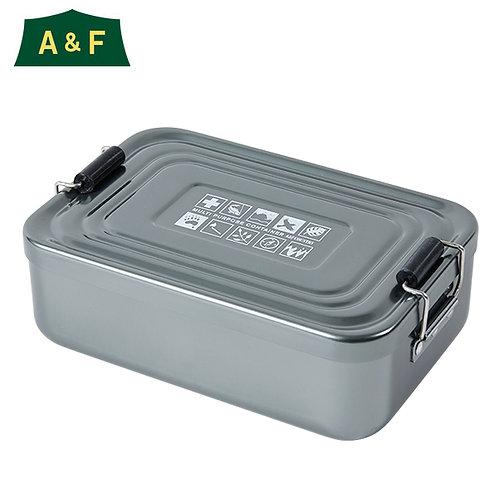A&F マルチパーパスBOX ガンメタ