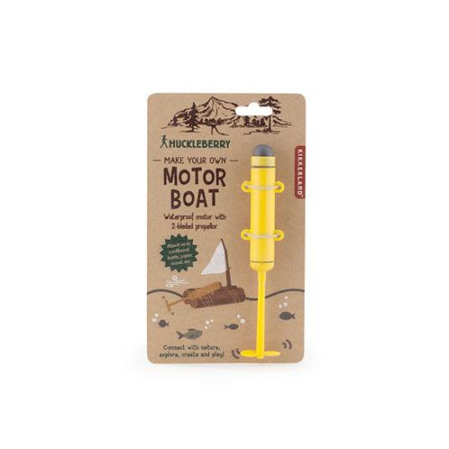 Huckleberry Motor Boat