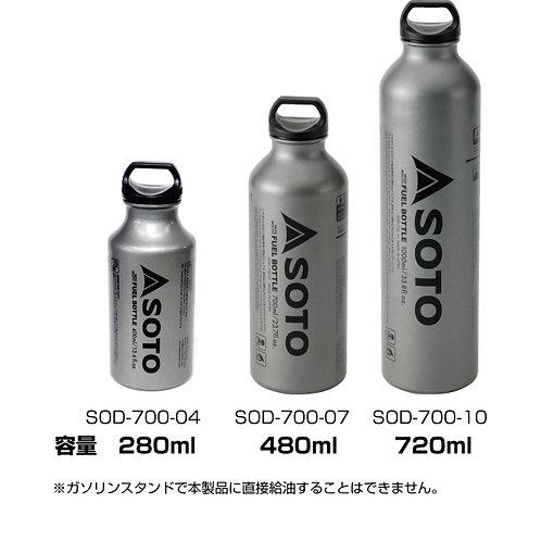 SOTO 広口フューエルボトル400ml