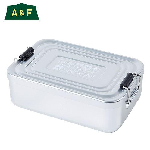 A&F マルチパーパスBOX シルバー