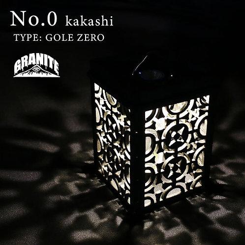 GRANITE No.0 kakashi TYPE: GOAL ZERO