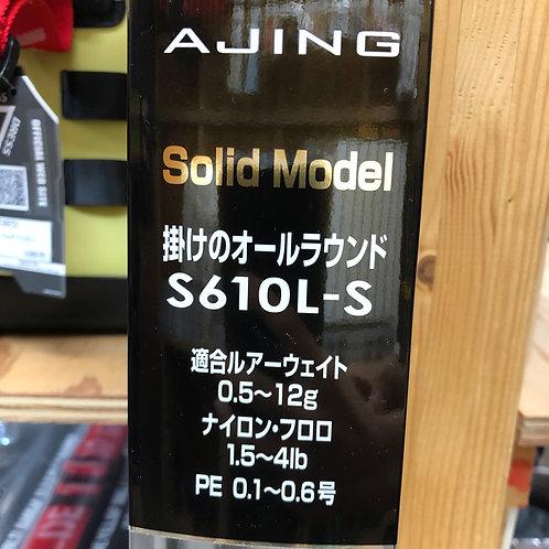 SHIMANO ソアレBB アジング S610UL-S