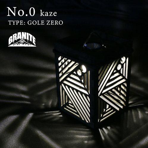 GRANITE    No.0 kaze TYPE: GOAL ZERO