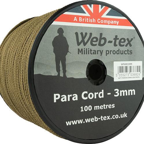 Web-tex パラコード コヨーテ