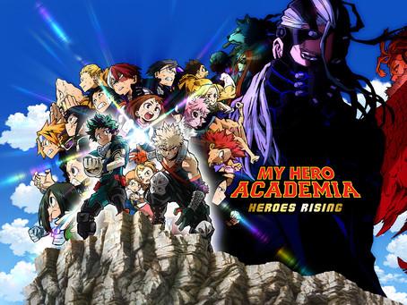 My Hero Academia: Heroes Rising Movie Premiere