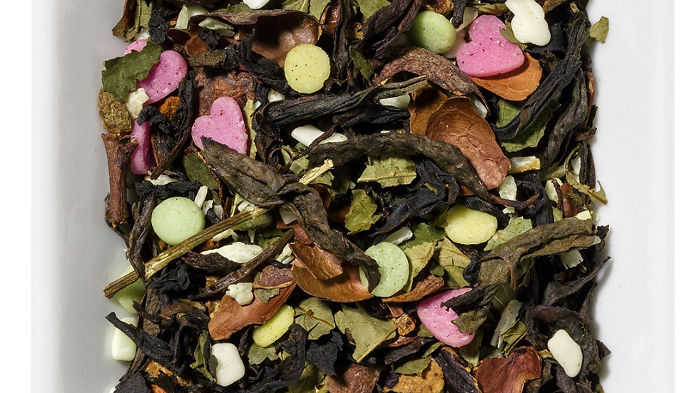 Chocolate Mint Truffle - Spiced Black Tea