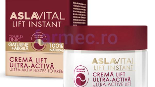 Ultra-active lift cream