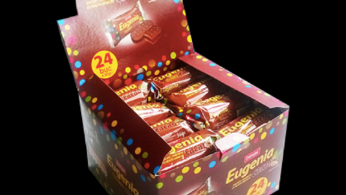 Eugenia biscuits with cocoa - 36g NEW PRICE