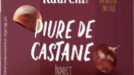 Chestnuts purée / Purée de châtaignes ( PIURE CASTANE) - 314ml