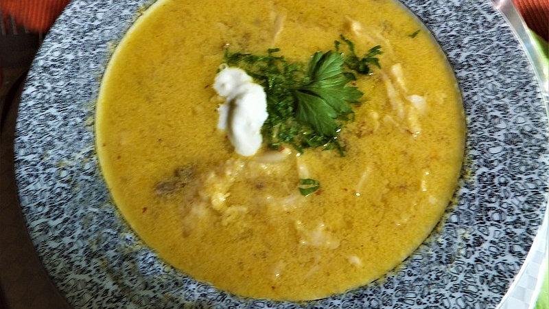 Tripe Soup - Ciorba de Burta