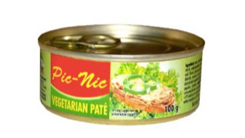 Vegetarian pâté CEAPA VERDE/ Pâté végétarien avec ciboulette - 100g