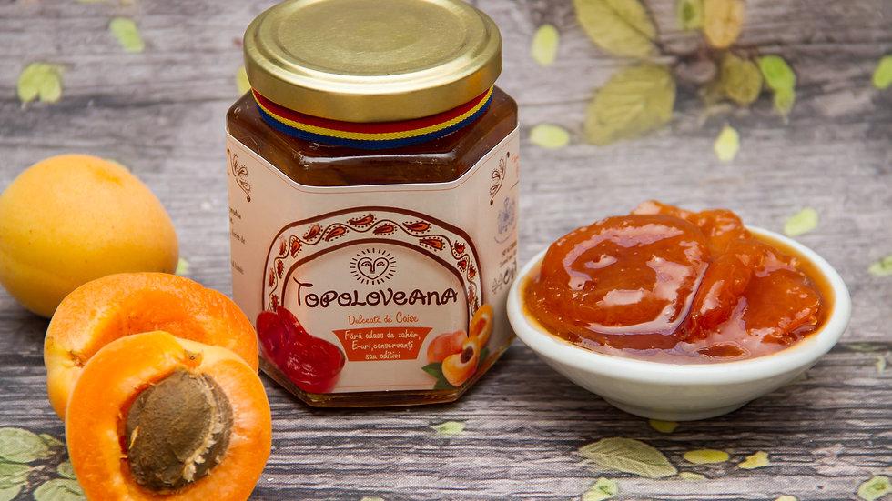 Topoloveana Gourmet Apricots Whole Fruit Spread