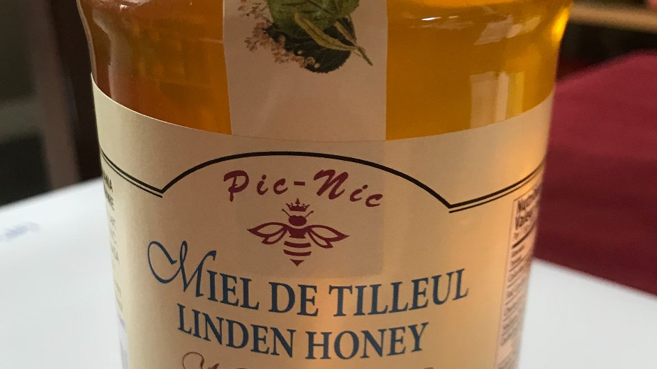 Linden honey / Miel de tilleul - 500g