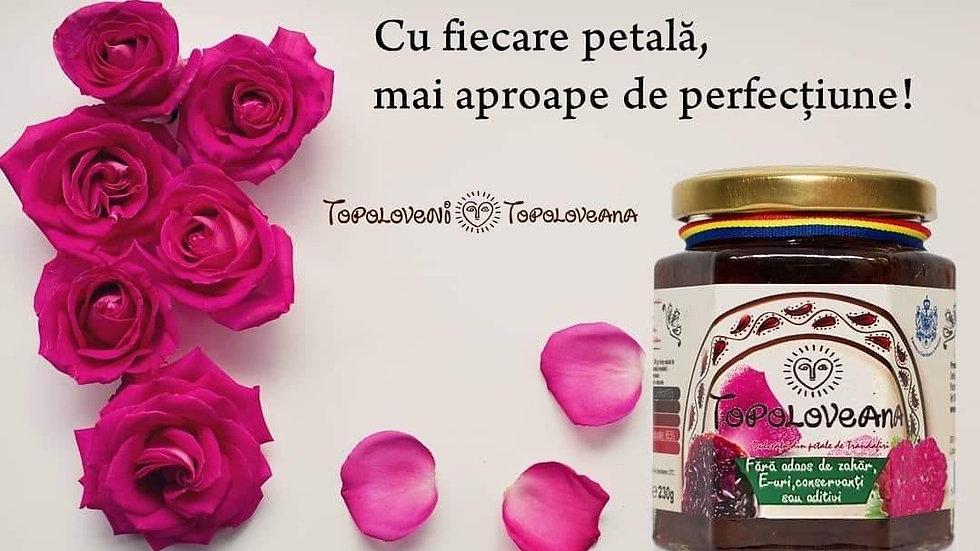Topoloveni - Rose Petal Jam