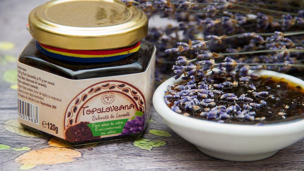 Topoloveana Gourmet Lavender Flower Spread small