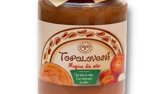 Topoloveana Apple Spread - Magiun de mar