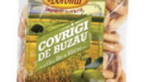 Buzau Pretzels with olive oil / Covrigi Buzau cu ulei masline - 200g NEW
