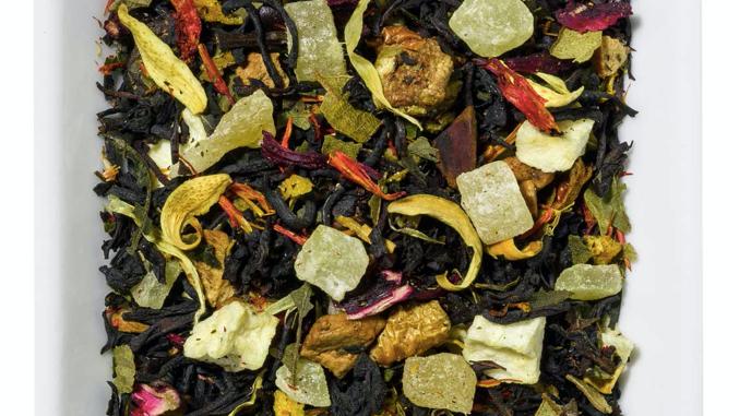 Cola-Guarana Tea