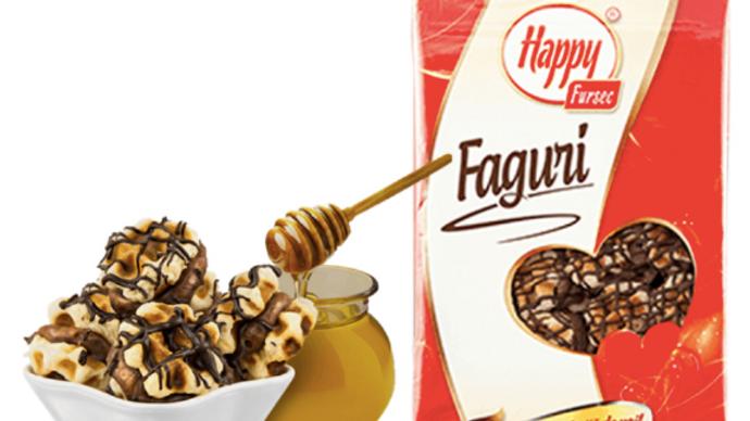 Honeycomb Cookies / Faguri - 330G