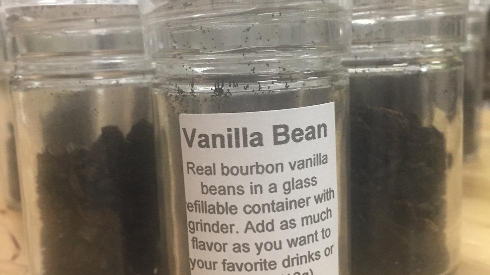 Real Vanilla Bean Grinder