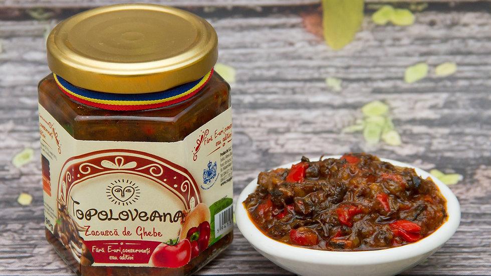 Topoloveana Gourmet Forest Mushrooms Stew
