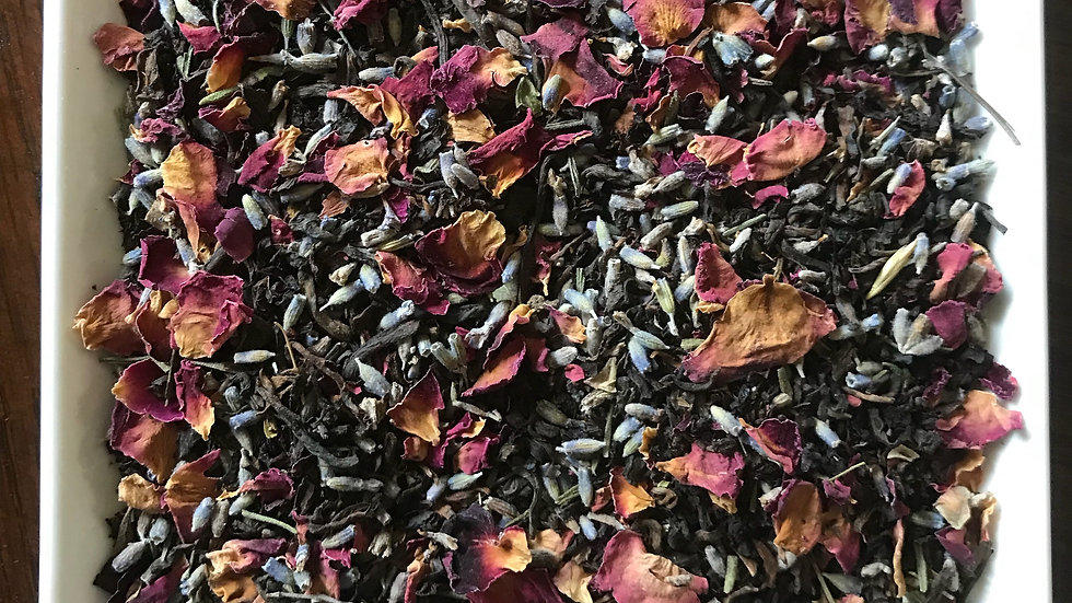 Rise Up - Spiced Black Tea