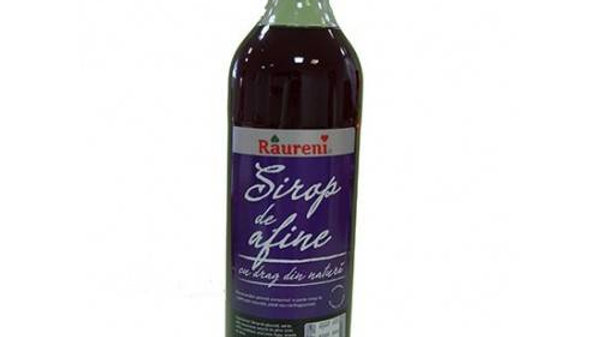 Syrup / Blueberry syrup / Bluets - 500ml