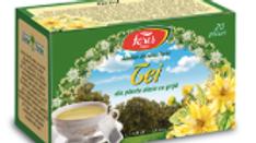 CEAI FARES TEI (20 PLIC)/ FARES LINDEN TEA (20 PIECES)