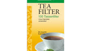 Tea Filters - 100 pcs