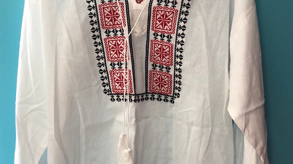 Traditional Shirt - Men - Ie Barbateasca