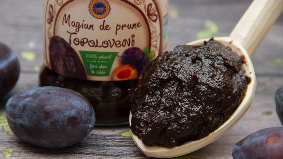 Topoloveni Gourmet Plum Spread Magiun gem de prune small