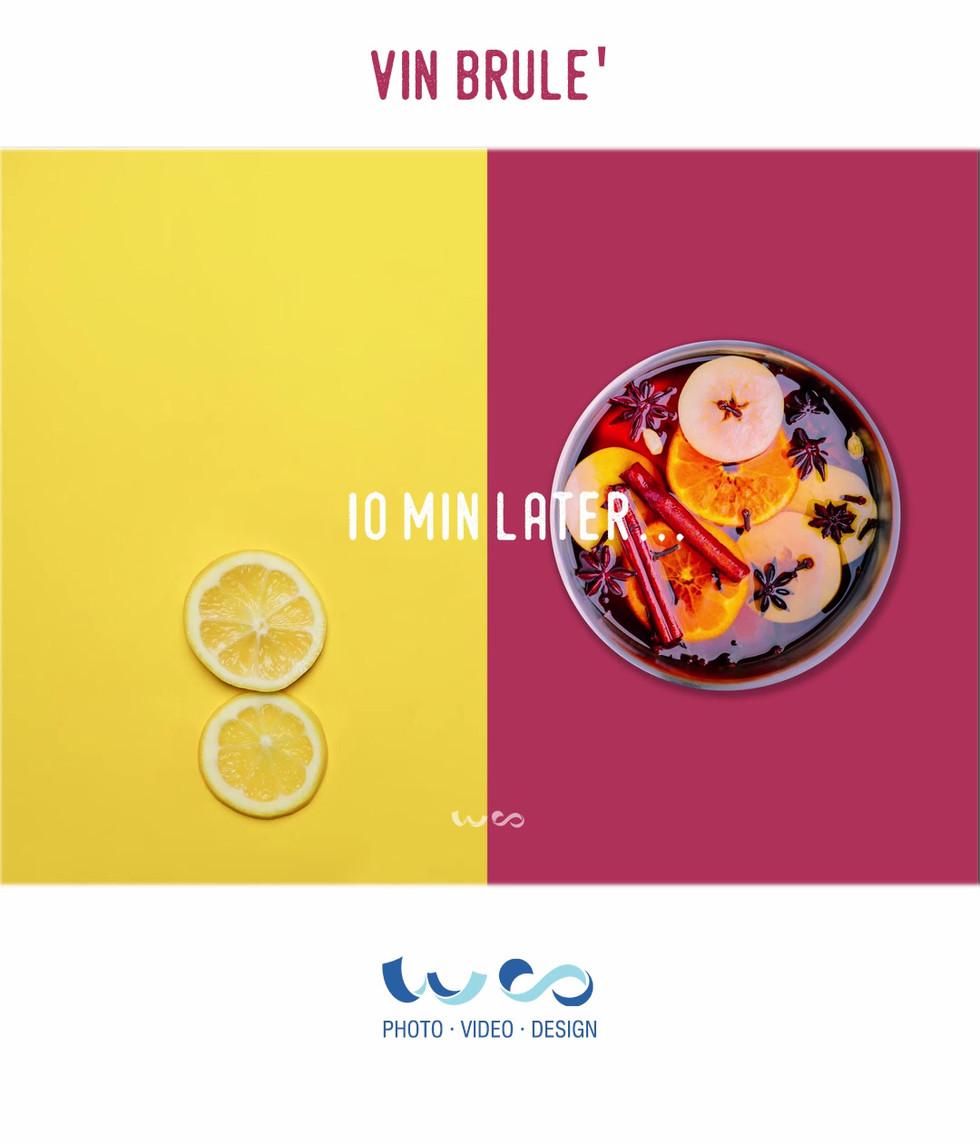 VIN BRULE' BY WOO