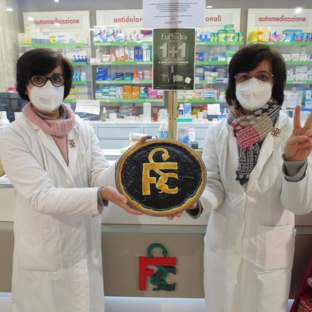 Oggi la Farmacia Cappuccini compie due anni!!!