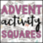 Advent Activity Squares