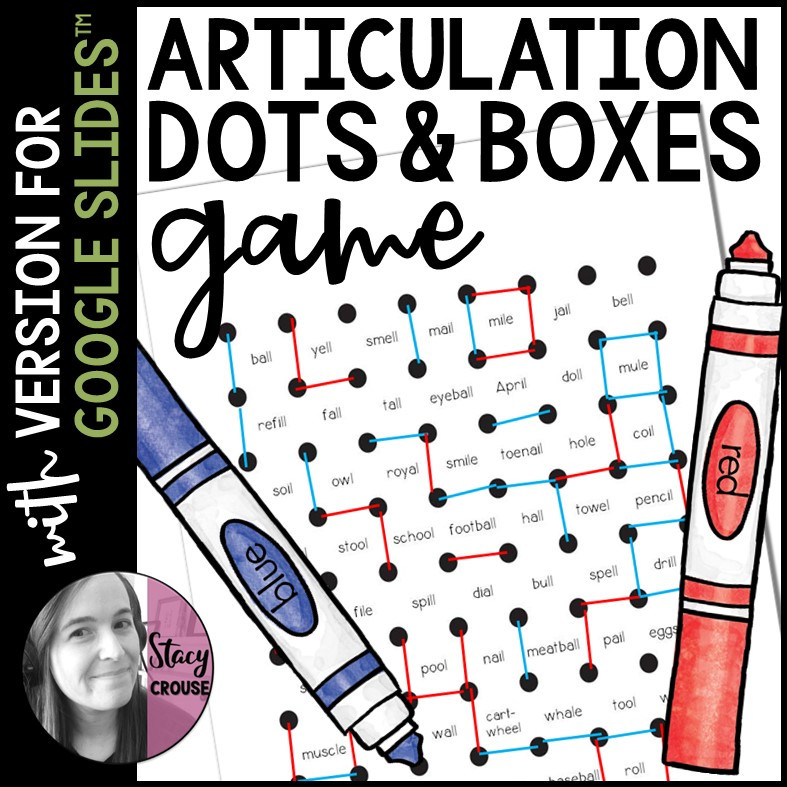 Articulation Dots and Boxes Game for Google Drive™