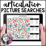 Articulation Picture Searches