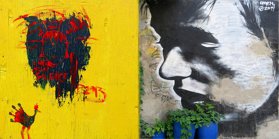 Montreal Diptych