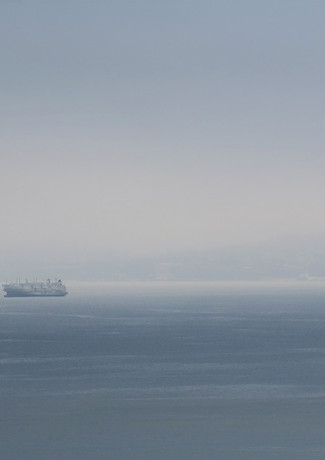 Valparaiso Bay. Chile