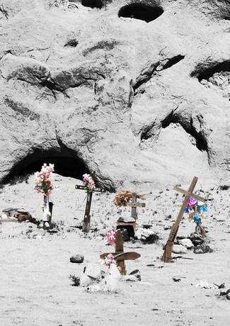 Cemetery in Argentina