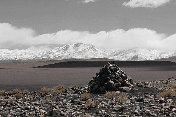 Apacheta & Snow Peaks