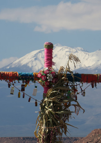 Beliefs in The Andes. Argentina