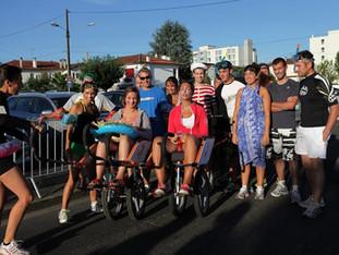 La fériascapade, soit 10km dans les rues de Dax ... Préambule sportif de ces férias!