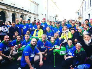 Défi 2017 : le Marathon des Landes - check!