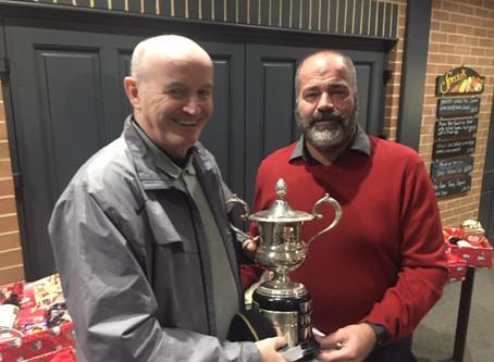 John Doran wins Singles Matchplay