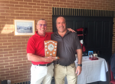 Les Davey wins 2018 Order of Merit
