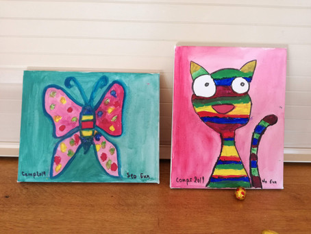 Peinture et bricolage